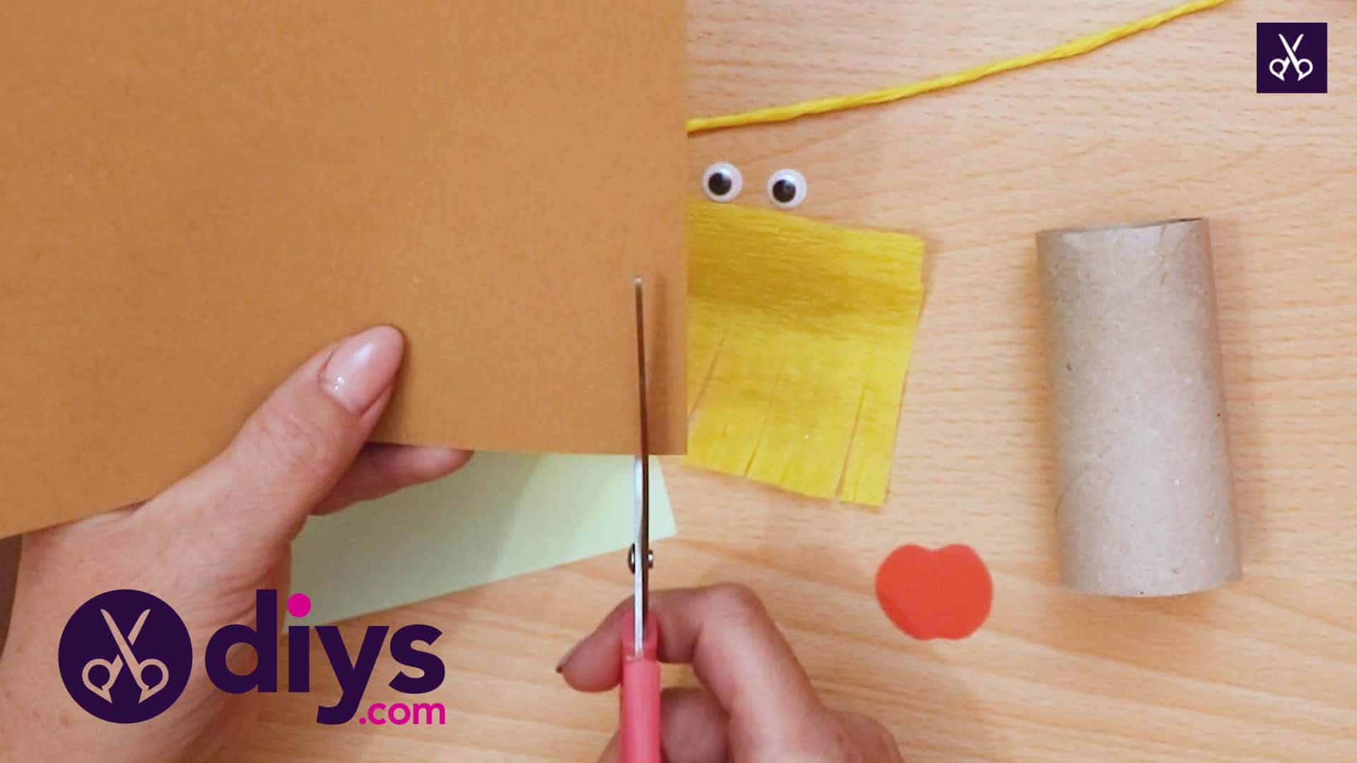 How to make a toilet roll scarecrow cardboard