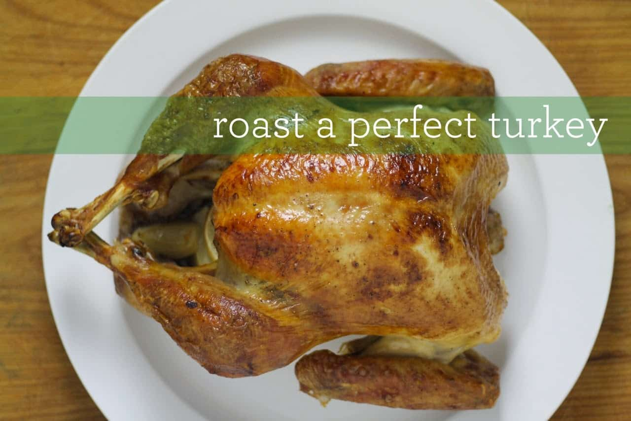How to perfectly roast a turkey