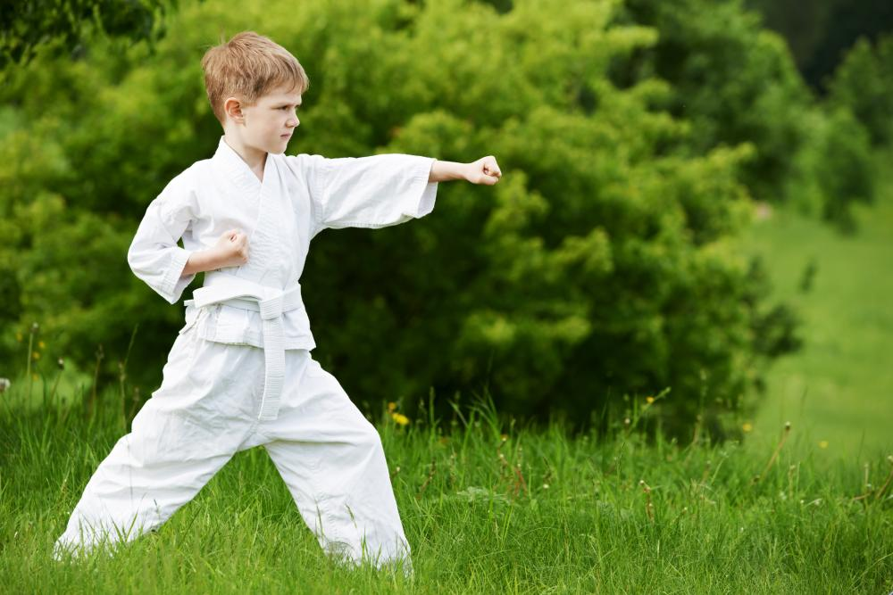 Karate kid halloween costume