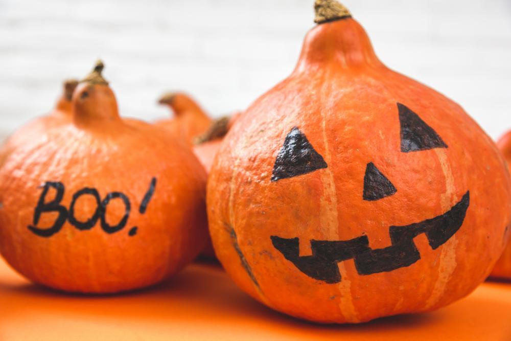 Pumpkin painting tutorials