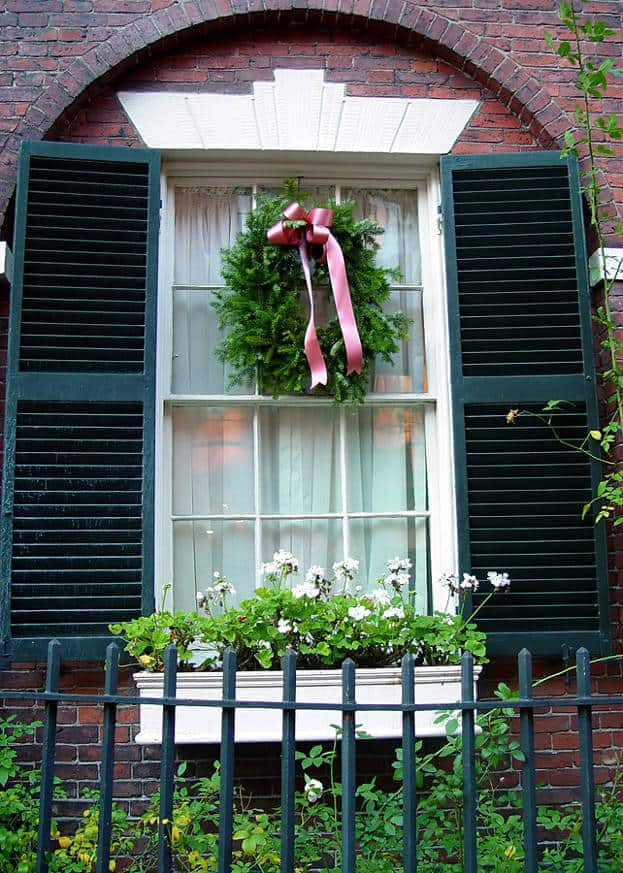 Tips and tricks for decorating your windows both inside and outside
