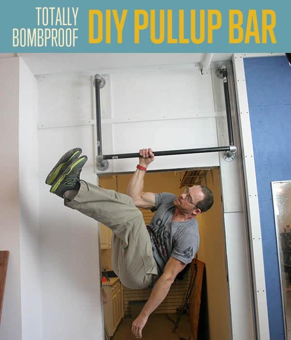 Diy pullup bar