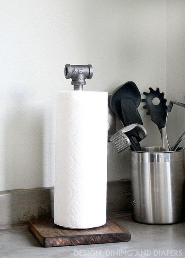 Industrial paper towel holder 2