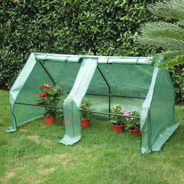 Co z portable greenhouse
