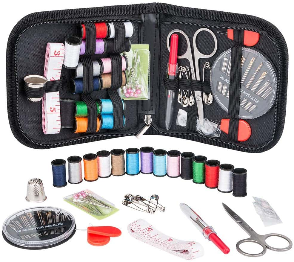 Coquimbo sewing kit for travelers