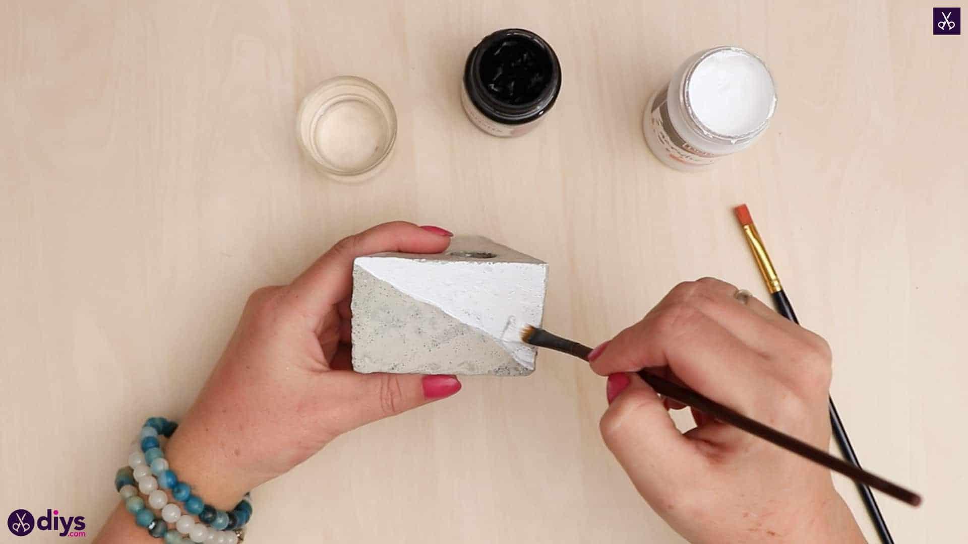 Diy concrete reed diffuser paint