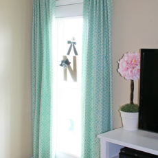Diy curtains for beginner sewing enthusiasts