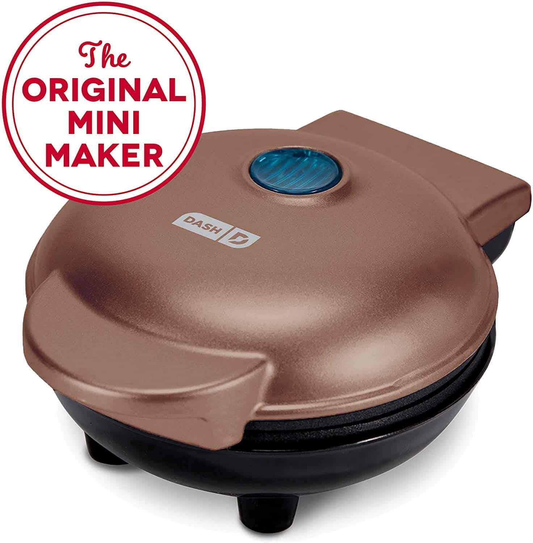 Dash dmw001cu mini maker iron
