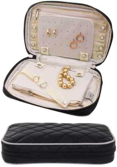 Ellis james travel jewelry case