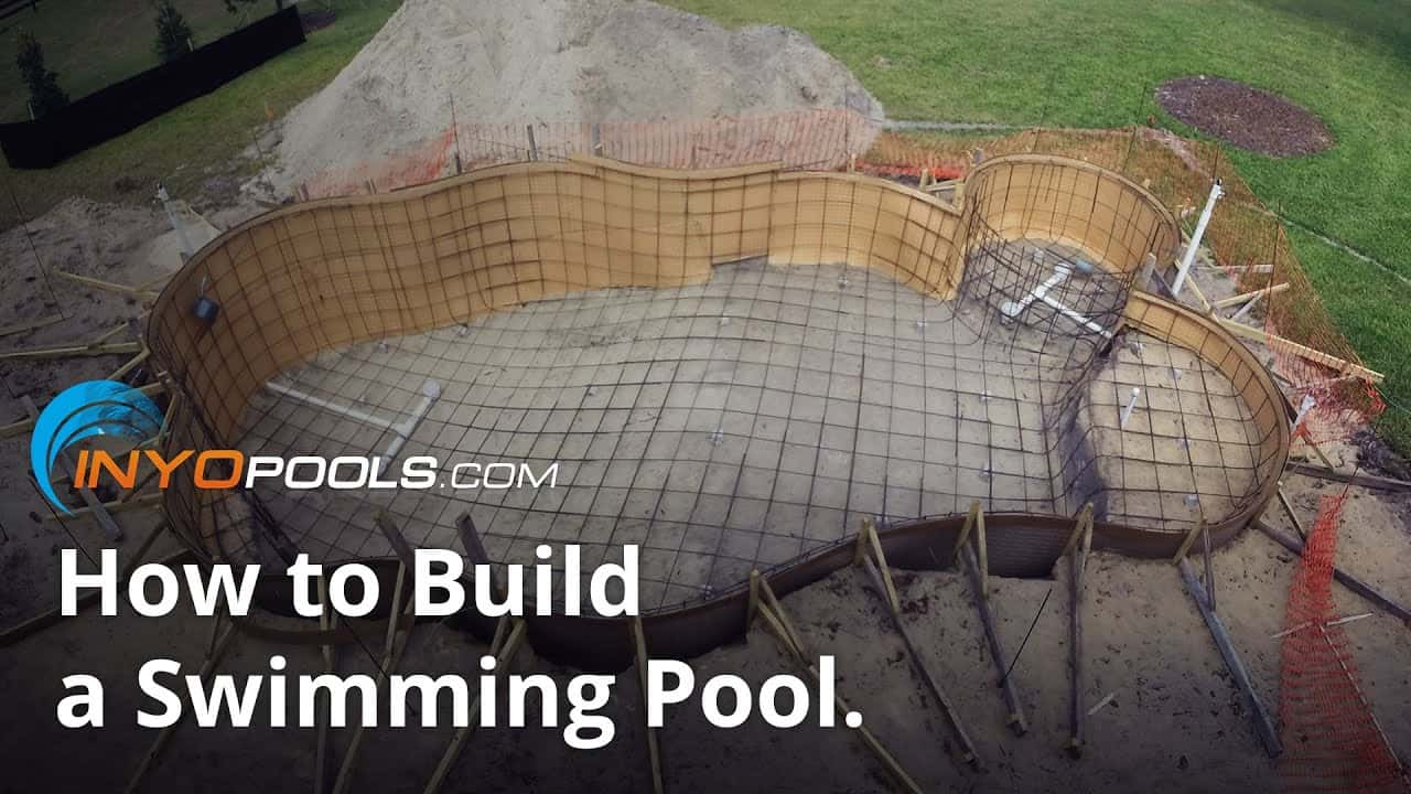 Full instructions for a professional in ground pool installation