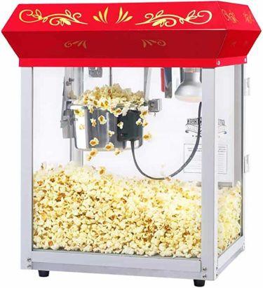 Great northern popcorn all star machine
