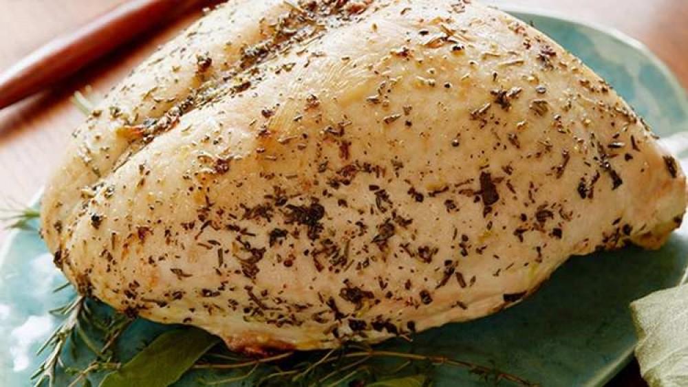 Herb roasted thanksgiving turkey breast recipes