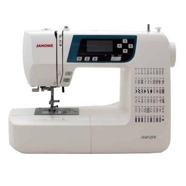 Janome 3160qdc computerized sewing machine