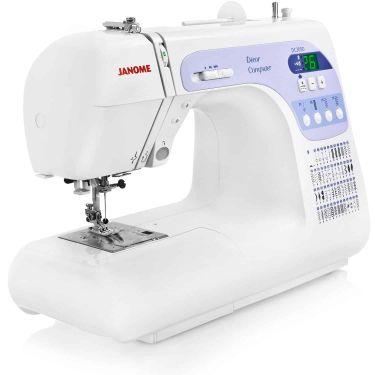 Janome dc3050 computerized sewing machine