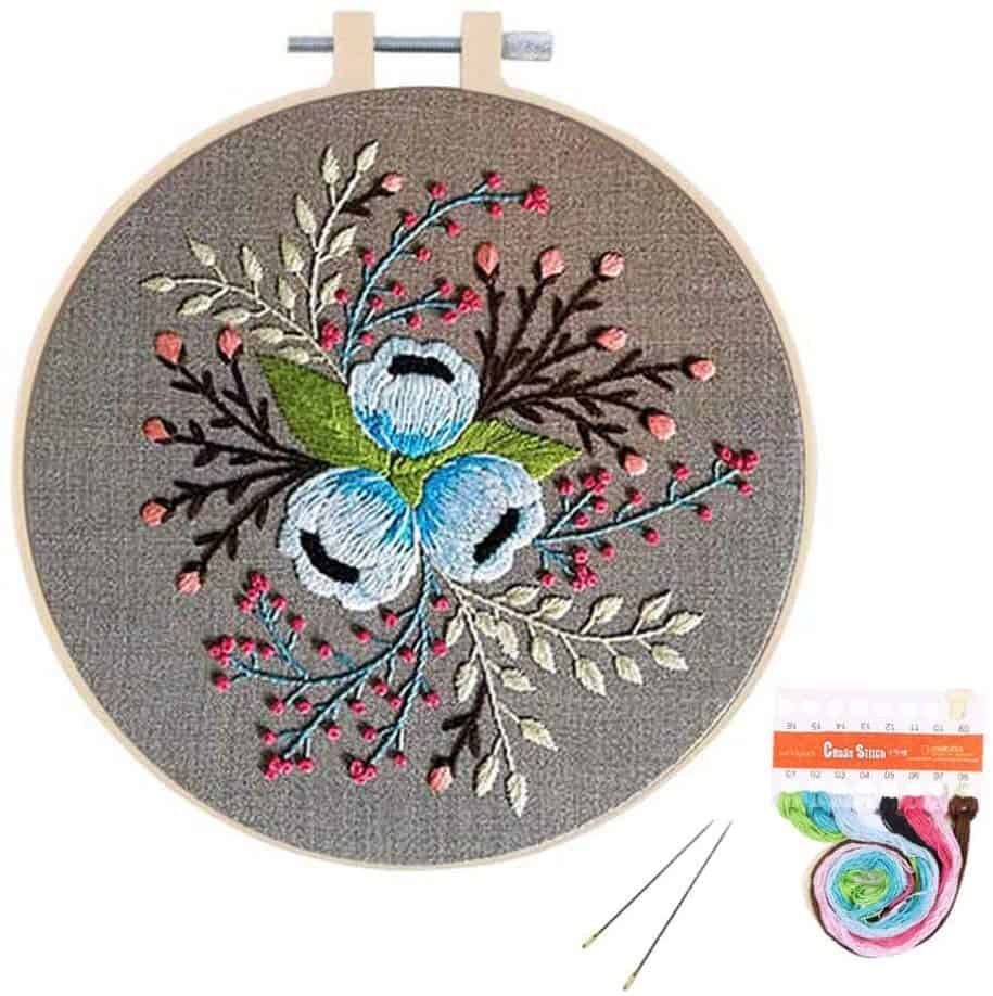 Louise maelys embroidery starter kit