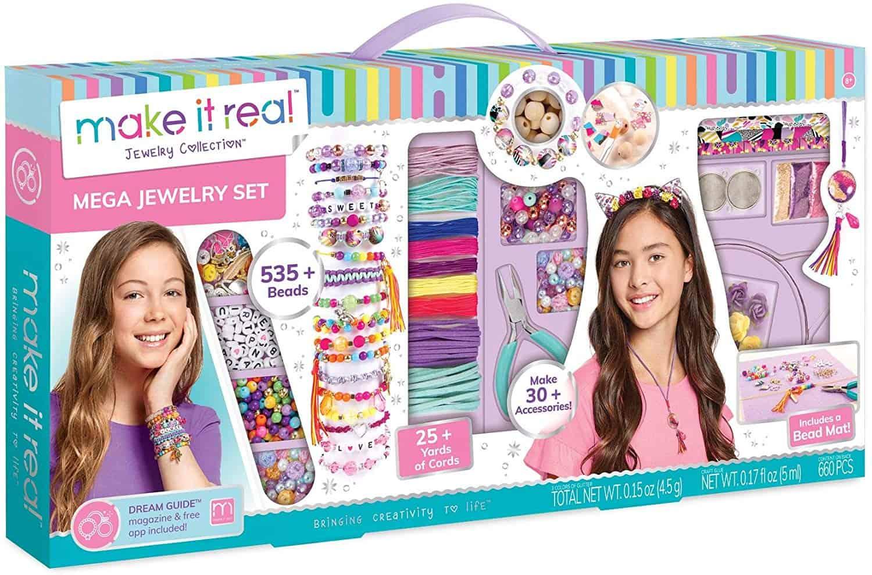 Make it real mega jewelry set