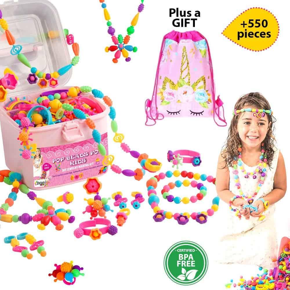 Orian pop beads for kids