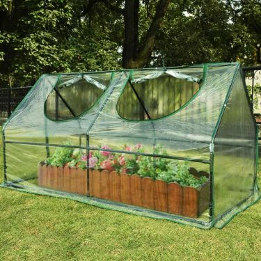 Quintcent waterproof uv protected greenhouse