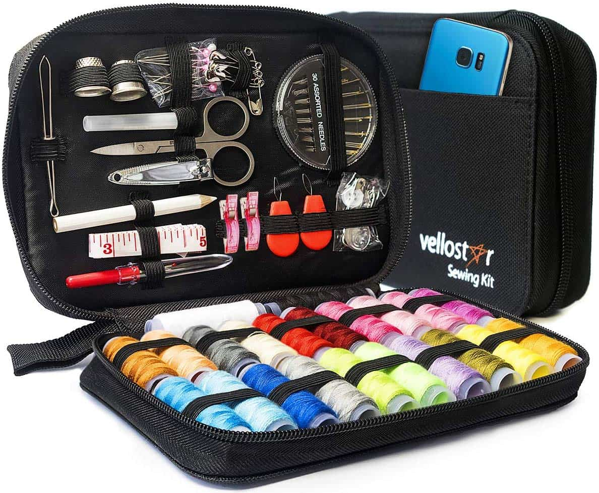 Sewing kit premium repair set