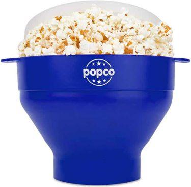 The original popcorn silicone popper