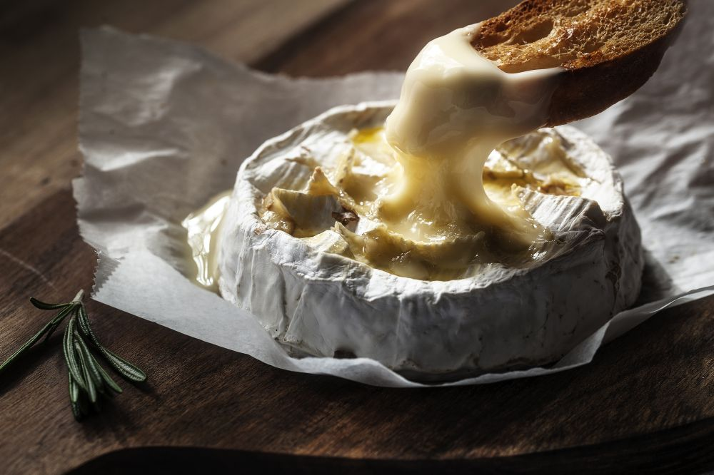 How to freeze camembert cheese