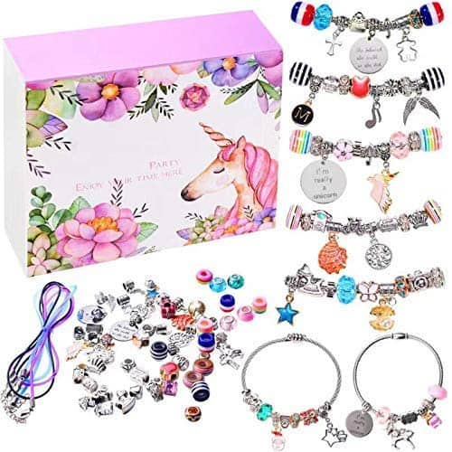 Monochef diy charm bracelet making kit