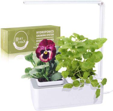 Beautlohas indoor herb garden