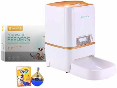 Belopezz smart pet automatic feeder