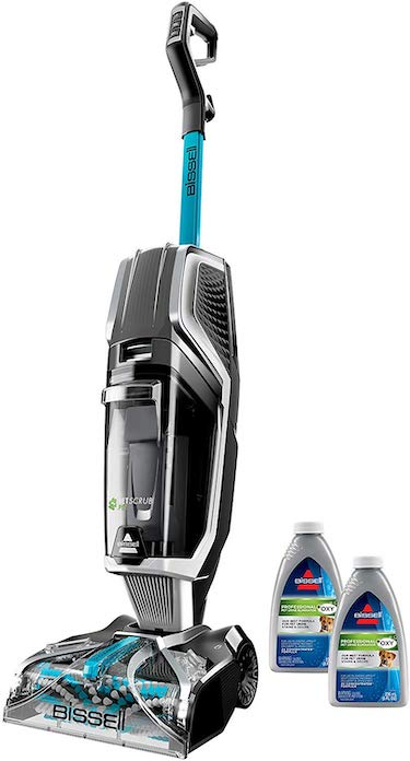 Bissell jetscrub pet upright carpet cleaner