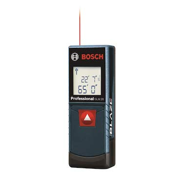 Bosch glm 20 compact blaze 65′ laser distance measure
