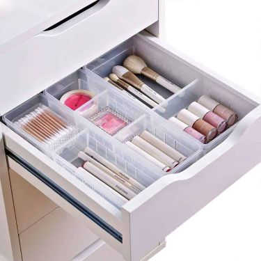 Chris w desk drawer organizer