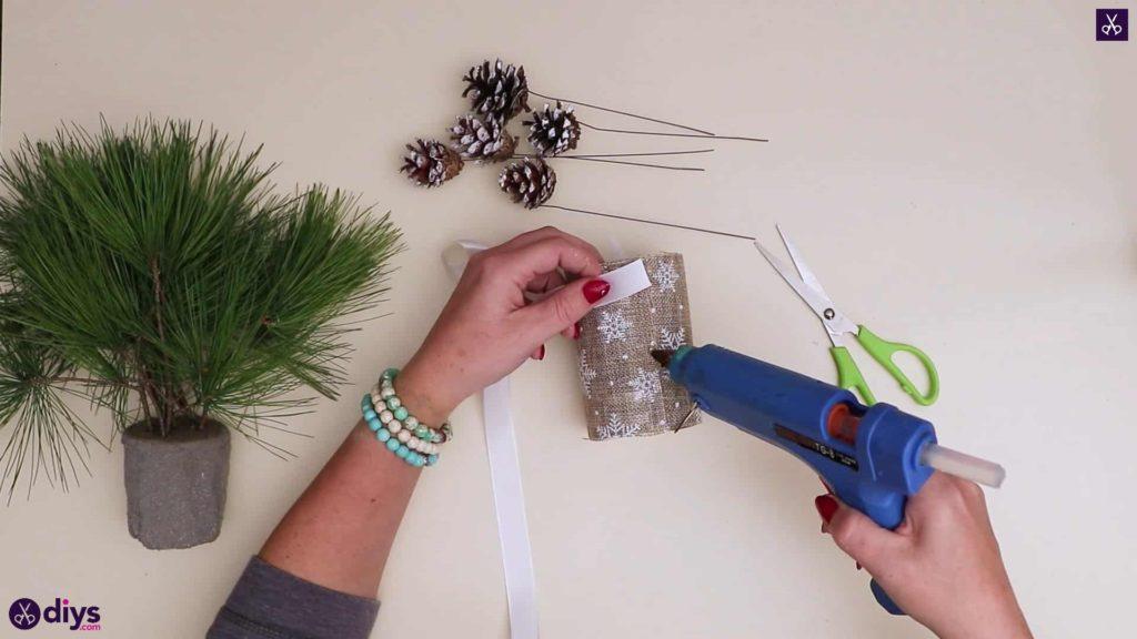 Christmas tree table decoration attach rbib