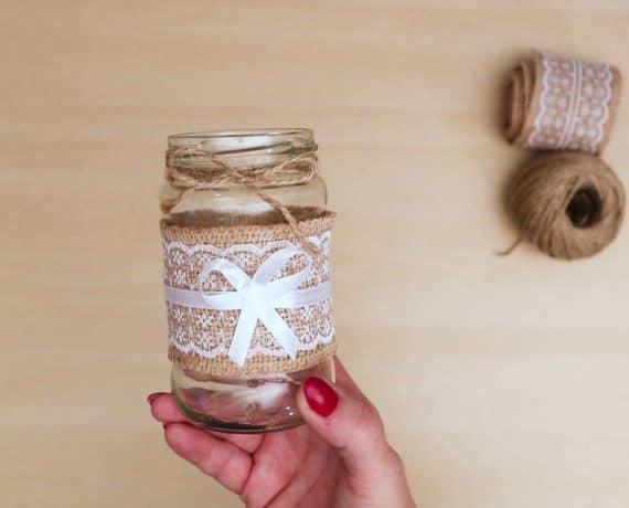 15 Creative Mason Jar Crafts