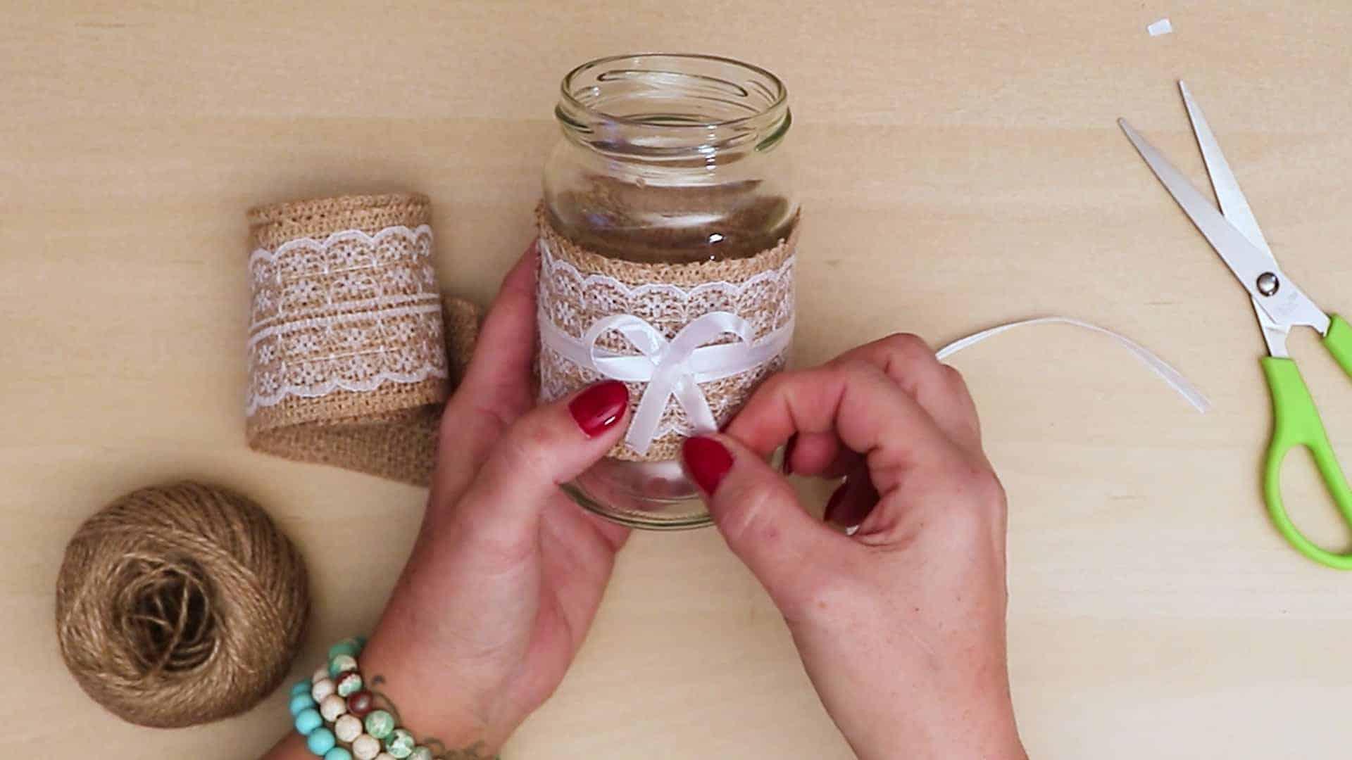 Diy vintage mason jar craft simple and cute