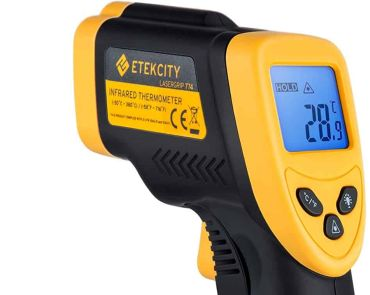 Etekcity lasergrip 774 non contact digital thermometer