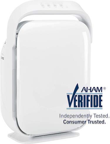 Germ guardian high cadr true hepa filter air purifier
