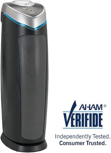 Guardian technologies germ guardian true hepa filter air purifier