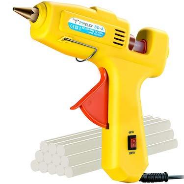 High temperature melt glue gun kit