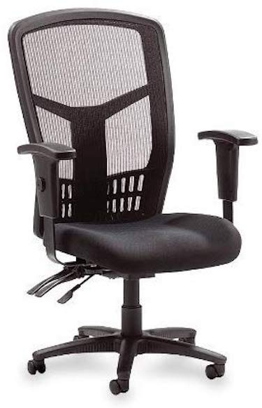 Lorell high back chair