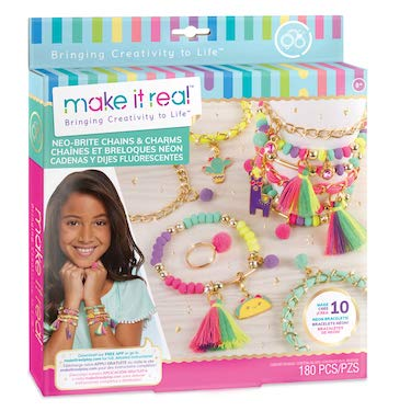 Make it real neo brite chains and charms