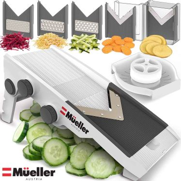 Mueller mandoline cheese & vegetable slicer