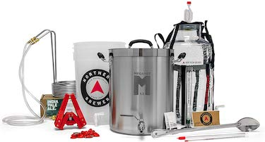 Northern brewer premium craft brewery in a box beer making starter kit