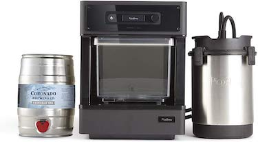 Picobrew pico c beer brewing appliance 14 x 12 x 16 black