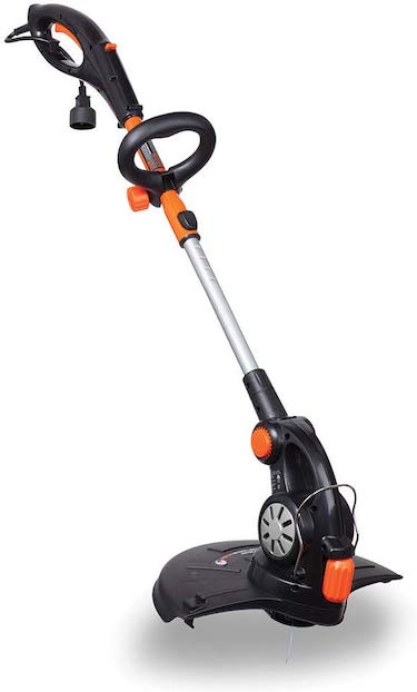 14-Inch 5 Amp Corded Grass Weed Whacker Lawn Cut Eater String Trimmer Edger