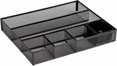 rolodex deep desk drawer organizer