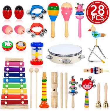 Taimasi kids musical instruments