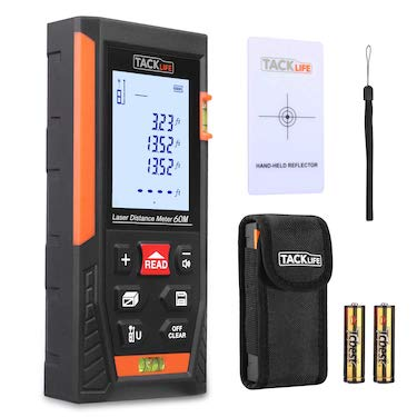 Tacklife hd60 classic laser measure