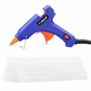 TopElek Mini Glue Gun Kit with 30pcs Glue Sticks