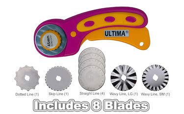 Ultima 45mm rotary cutter kit