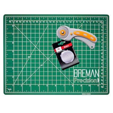 Wa portman rotary cutter set